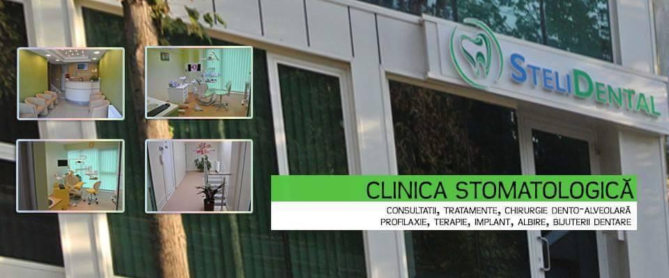 Clinica stomatologica STELIDENTAL - Dr. Barbu Steluta